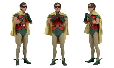 Classic TV Series Robin 1:4 Scale Action Figure