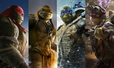 Teenage Mutant Ninja Turtles Behind-the-Scenes Featurette