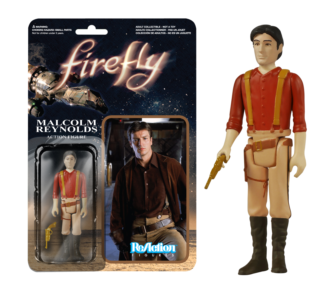Firefly ReAction Figure