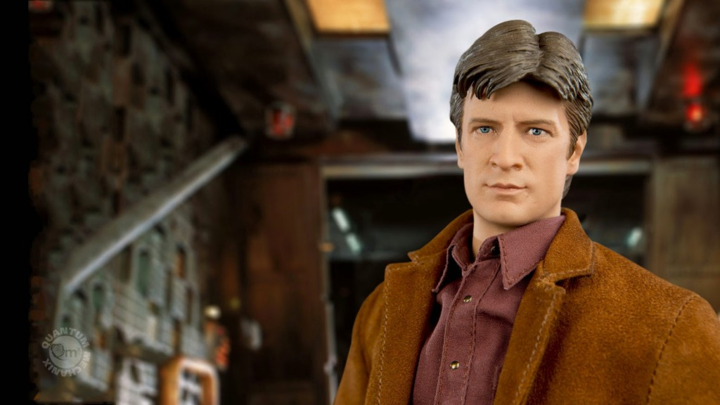 Firefly Malcolm Reynolds 1 6 Scale Action Figure