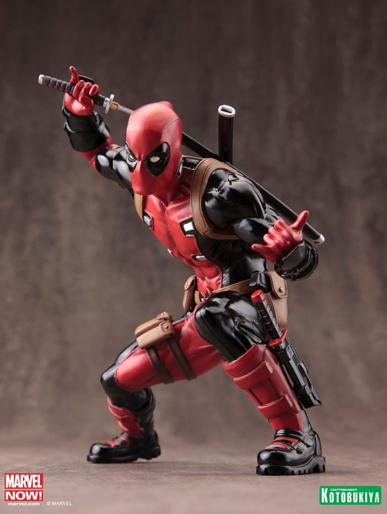 Marvel-NOW-Deadpool-ARTFX-Statue-by-Kotobukiya-1