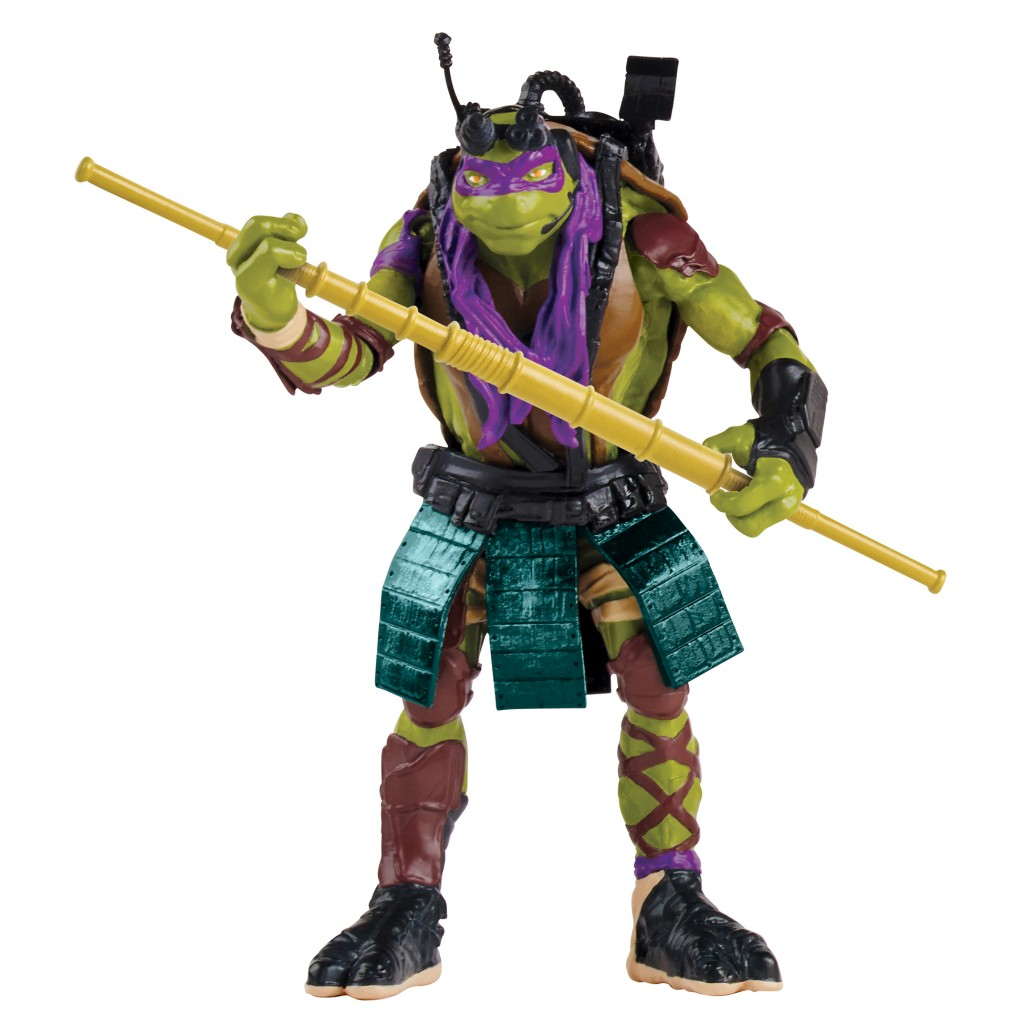 teenage mutant ninja turtles movie deluxe action figures. Black Bedroom Furniture Sets. Home Design Ideas