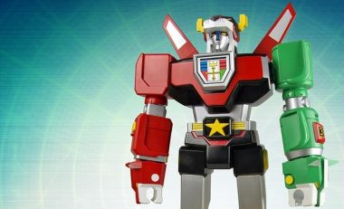 30th Anniversary Voltron Jumbo Lion Figure
