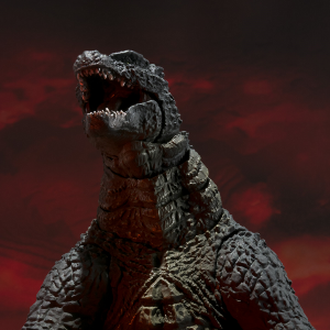 Godzilla 2014 Movie SH MonsterArts Action Figure