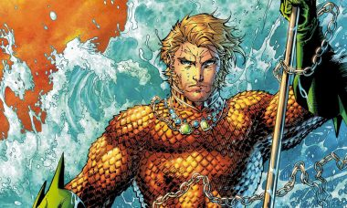 First Look at Justice League: Throne of Atlantis