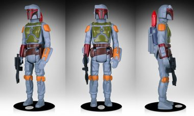 Star Wars Boba Fett Life-Size Action Figure