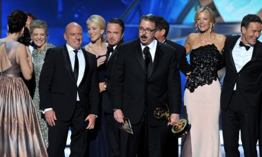Breaking Bad Wins Big at Emmy Awards