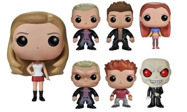 The Slayer Lives – Buffy the Vampire Slayer Pop! Vinyl Figures