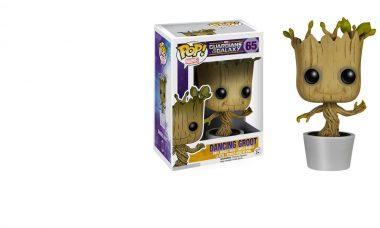 Guardians of the Galaxy Dancing Groot Pop!