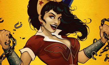 DC Bombshells Covers and Art Prints Released
