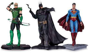 New DC Collectibles Announced Coming March 2015