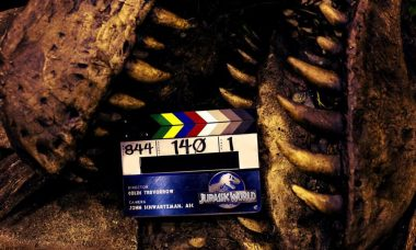 Jurassic World Wraps Production