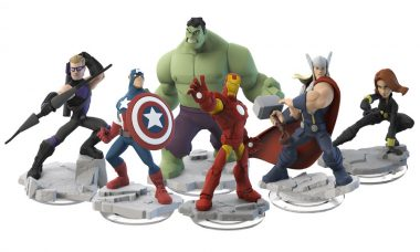 Disney Infinity Meets Marvel's Avengers and Spider-Man