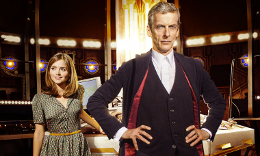 Peter Capaldi Finishes First Season of Doctor Who in Masterful Way