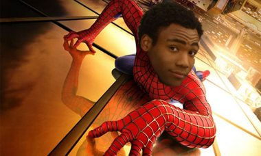 Donald Glover is Finally Spider-Man