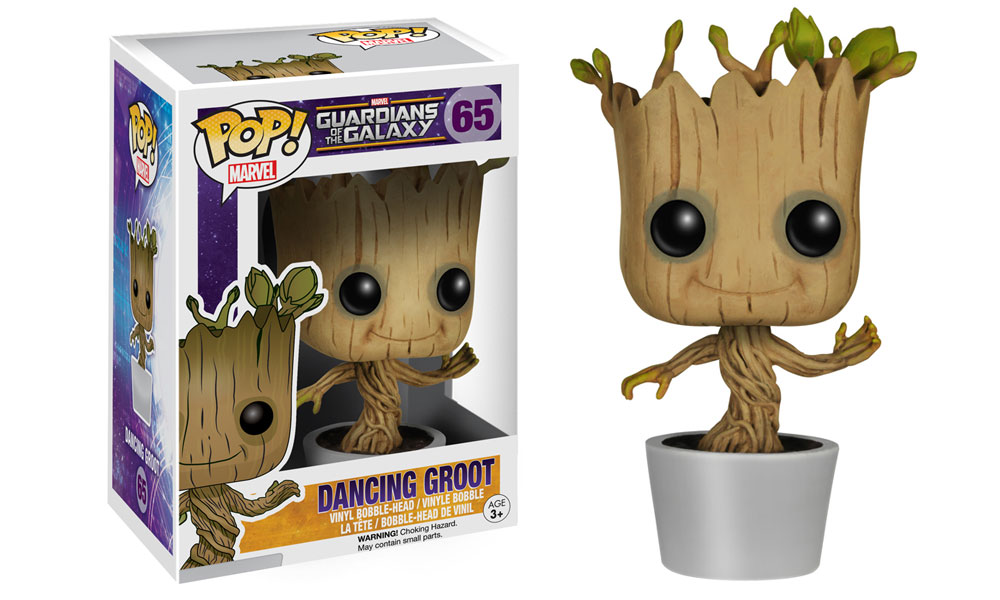 Dancing Baby Groot Pop!