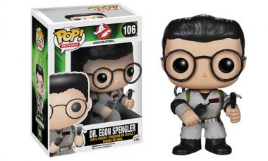 Ghostbusters Dr. Egon Spengler Pop! Vinyl
