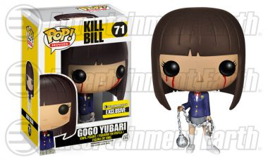 Kill Bill Bloody Gogo Yubari Pop! Vinyl