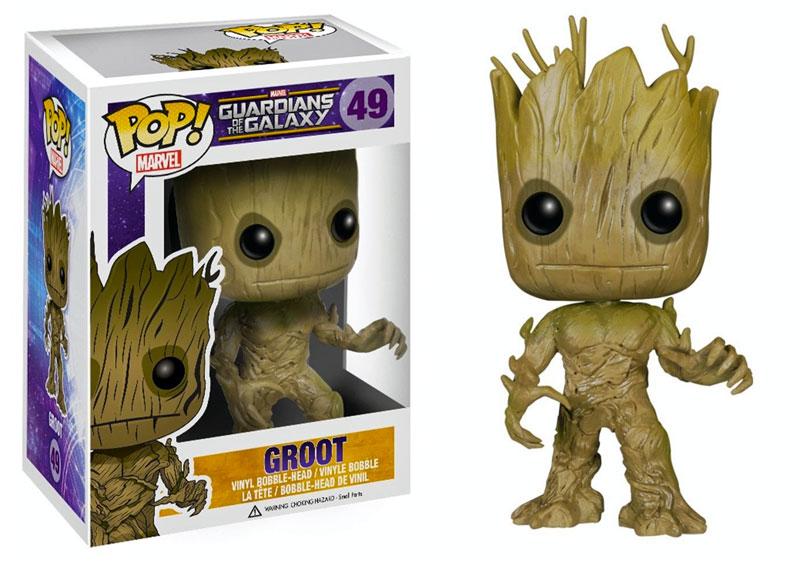 Guardians of the Galaxy Pop