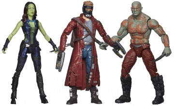 Guardians of the Galaxy Marvel Legends Action Figures