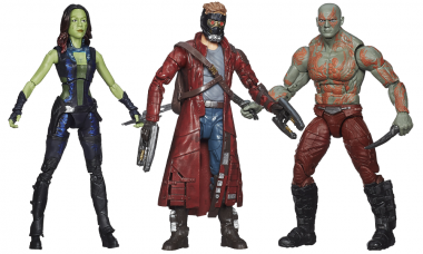 Guardians of the Galaxy Marvel Legends