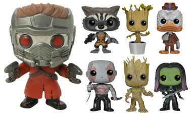 Save the Universe with Guardians of the Galaxy Pop! Vinyl