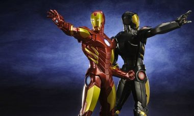 Iron Man Avengers Now ArtFX+ Statues