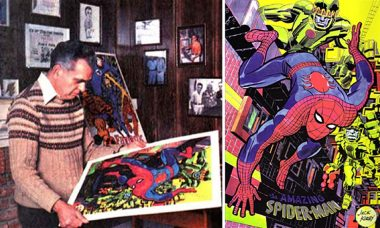 Jack Kirby 'King of Comics' Birthday Bash
