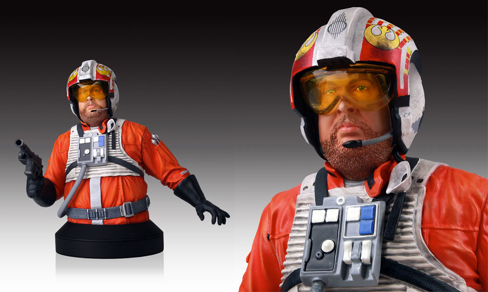 Jek Porkins Mini-Bust