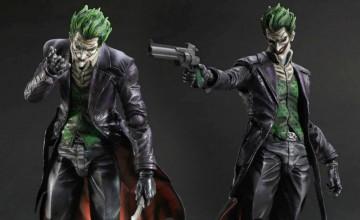 Joker Play Arts Kai
