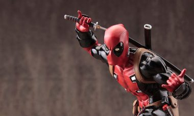 Deadpool Marvel Now! ArtFX+ Statue