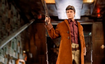 Malcolm Reynolds Firefly Action Figure