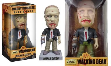 The Walking Dead Zombie Merle Dixon Bobble Head
