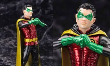 Robin Damian Wayne ArtFX+ Statue