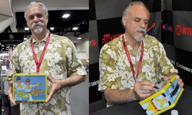 San Diego Comic-Con: J.J. Sedelmaier at Entertainment Earth