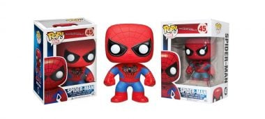 Amazing Spider-Man Pop! Bobble Head
