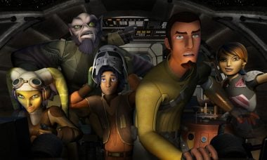 New Star Wars Rebels Short Released