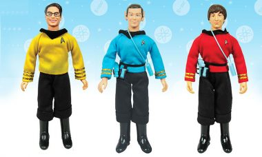 Big Bang Theory Star Trek: The Original Series Action Figures