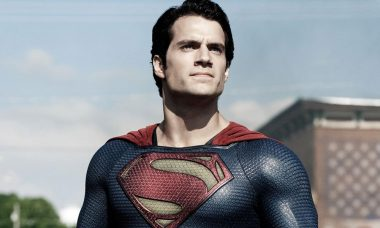 First Look at Henry Cavill's Superman