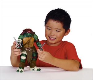 TMNT Deluxe Action Figures