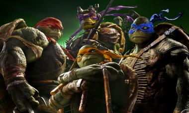 'Ninja Turtles' Tops 'Guardians' at Weekend Box Office