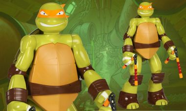 Teenage Mutant Ninja Turtles 48-Inch Michelangelo