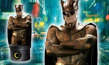 Watchmen Movie Nite Owl Modern Bust