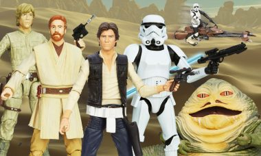 Star Wars Black Series 6 Inch Action Figures