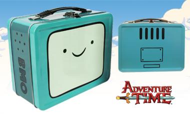 Adventure Time BMO Tin Tote