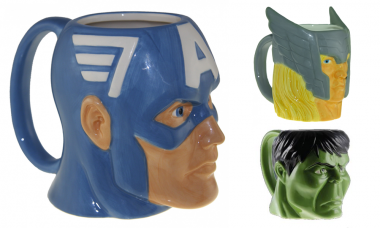 Avengers, Assemble… and Don't Forget the Coffee!