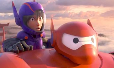 Watch New Full-Length Big Hero 6 Trailer
