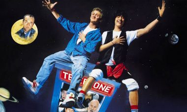 Alex Winter on the Radical Bill & Ted 3