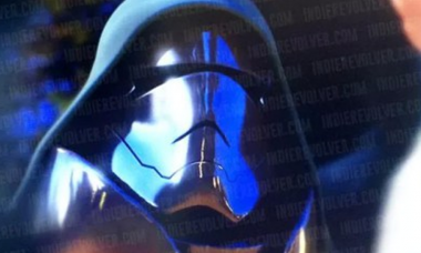 First Look: Star Wars Episode VII Chrome Trooper