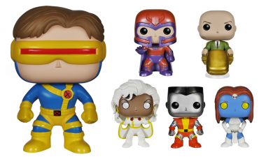 X-Men Pop! Vinyls are Mutant and Proud
